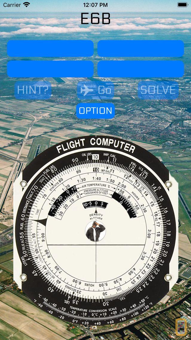 Screenshot - The Flight Computer
