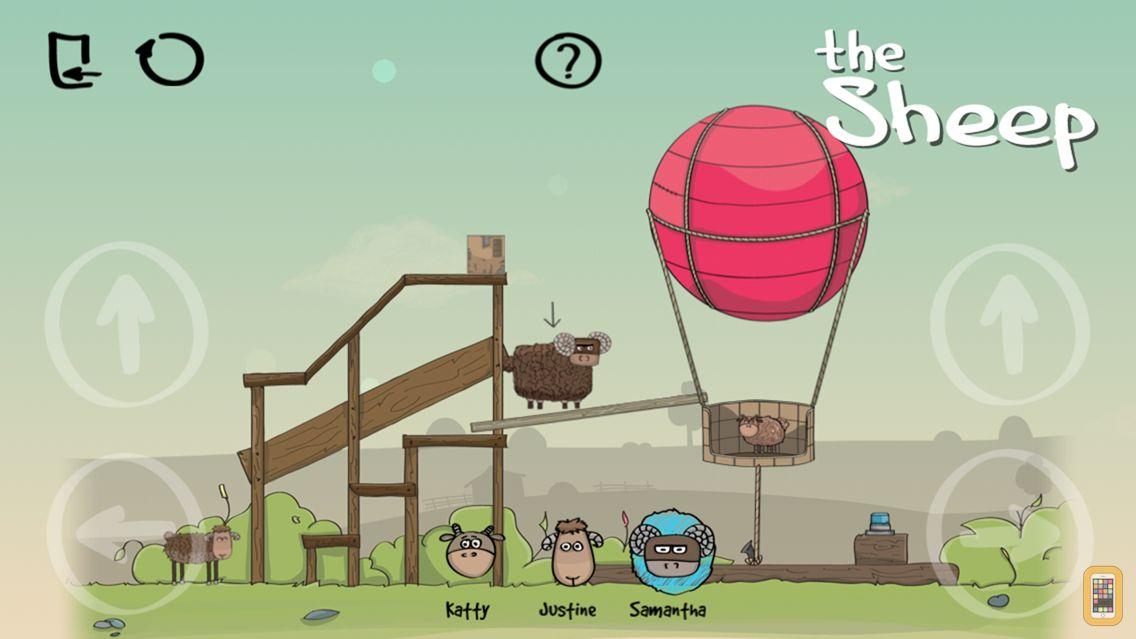Screenshot - the Sheeps