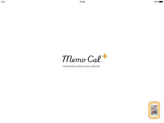 Screenshot - MemoCal Plus