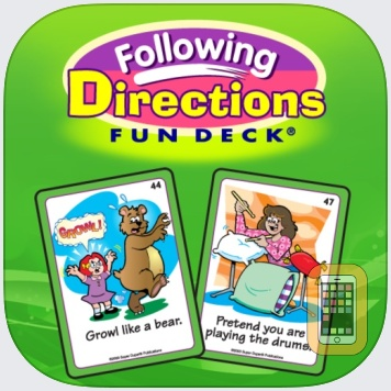 Fun Deck® Following Directions by Super Duper Publications (Universal)