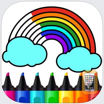 Coloring For Kids by Internet Design Zone (Universal)