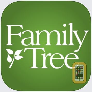 Family Tree Magazine by Tri Active Media Ltd (Universal)
