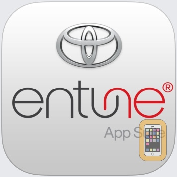 Toyota Entune by Toyota Motor Sales, U.S.A., Inc. (iPhone)