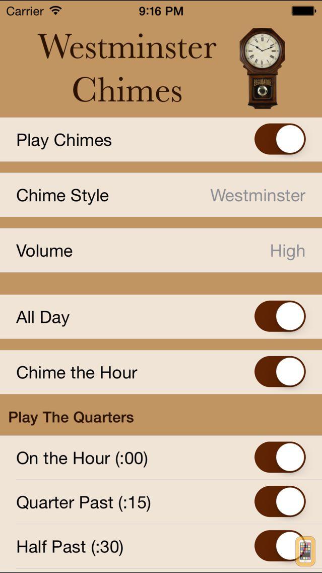 Screenshot - Westminster Chimes Full