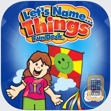 Let's Name Things Fun Deck by Super Duper Publications (Universal)