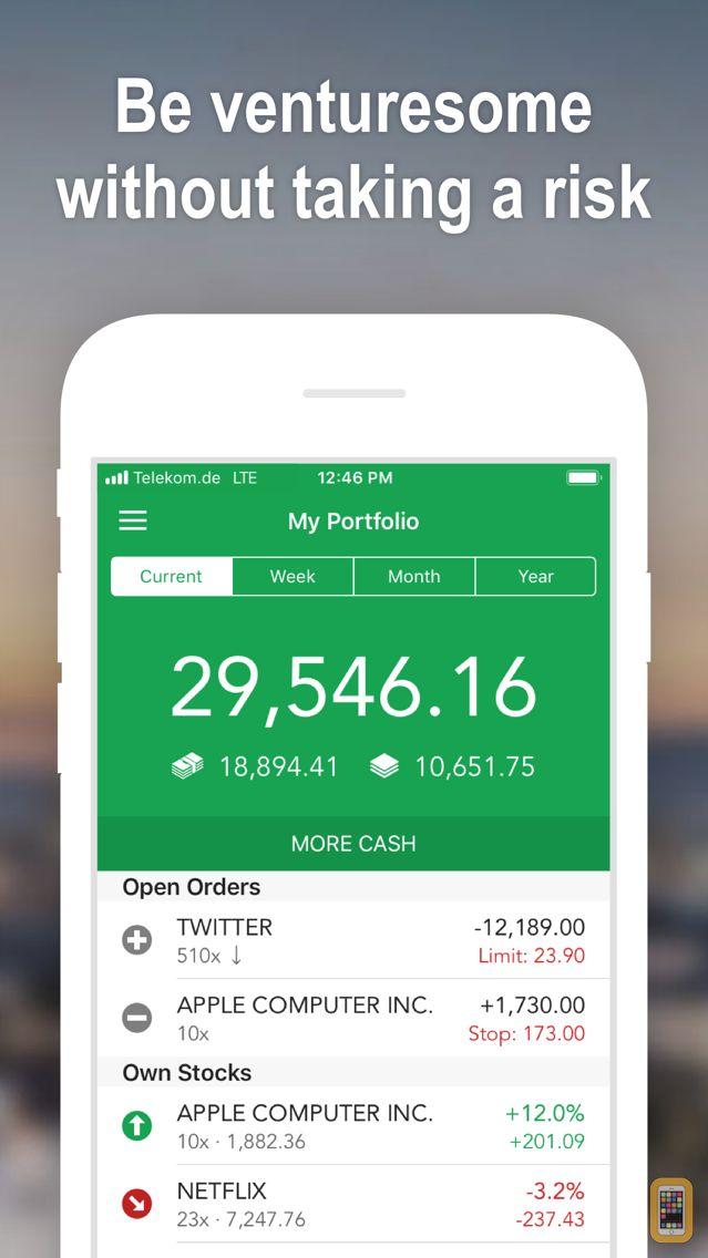 Screenshot - Best Brokers Stock Market Game