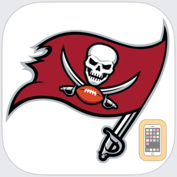 Tampa Bay Buccaneers Official by YinzCam, Inc. (Universal)