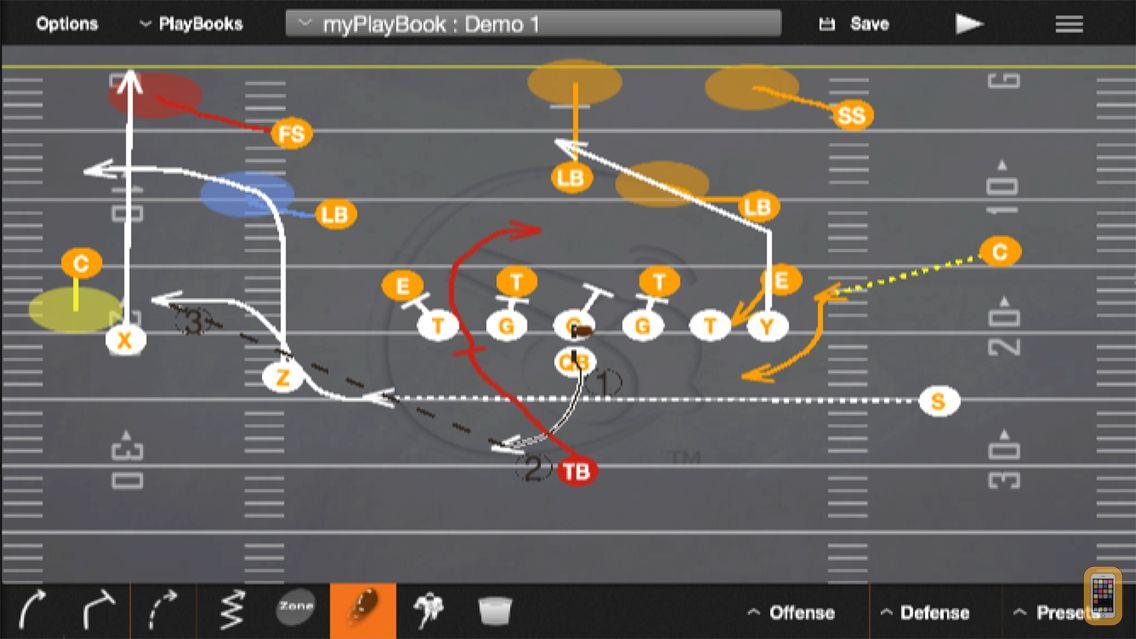 Screenshot - CoachMe® Football Edition Pro