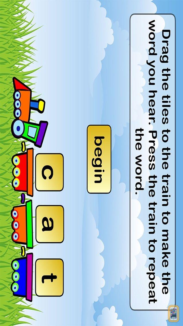 Screenshot - Train Phonics CVC