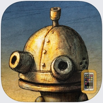 Machinarium by Amanita Design s.r.o. (Universal)