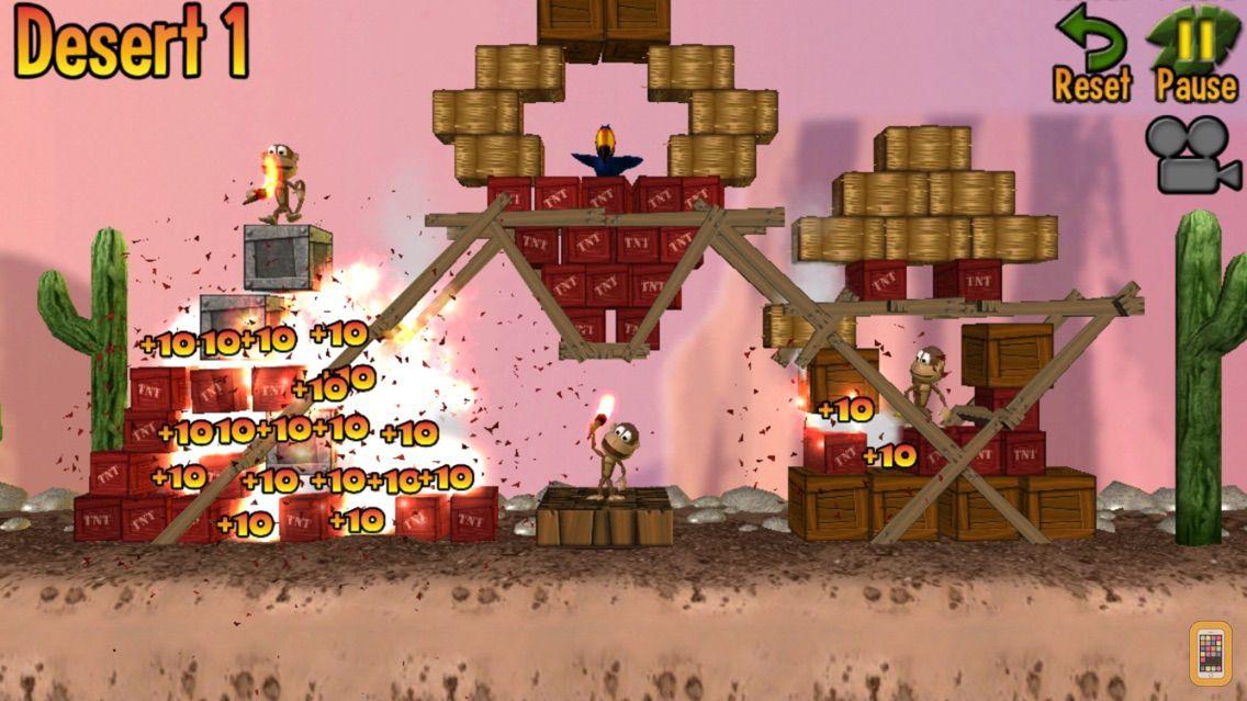 Screenshot - Monkey Bongo