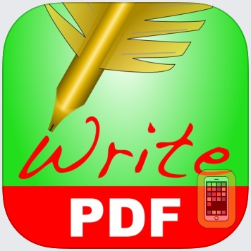 WritePDF for iPhone by EuroSmartz Ltd (iPhone)