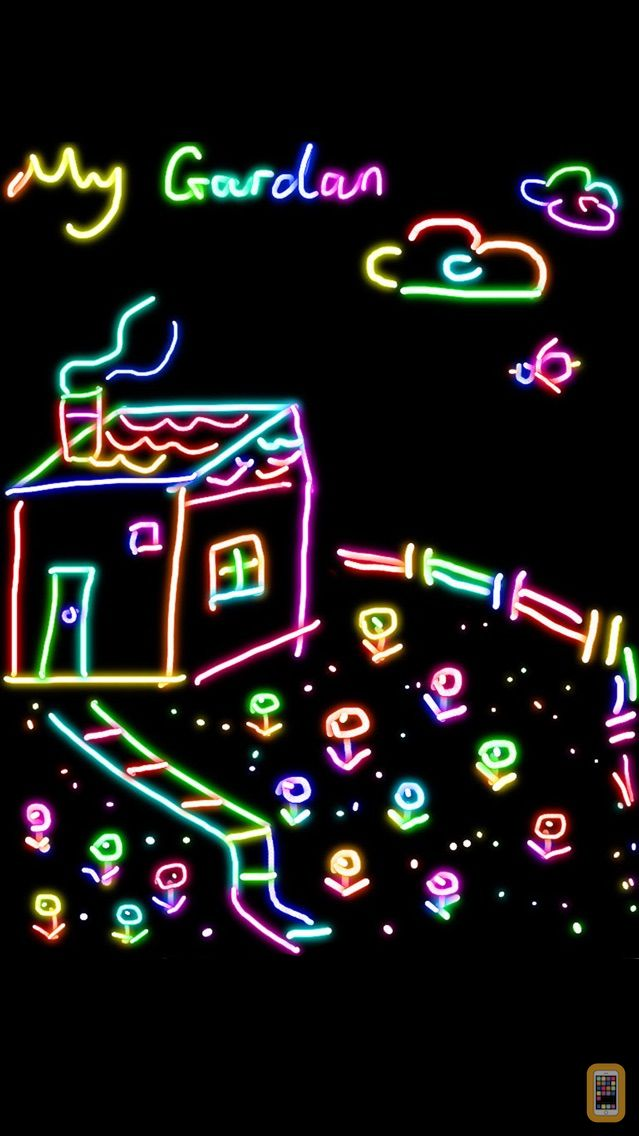 Screenshot - Joy Doodle: Movie Color & Draw