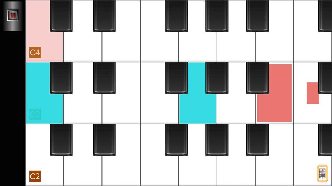 Screenshot - X Piano