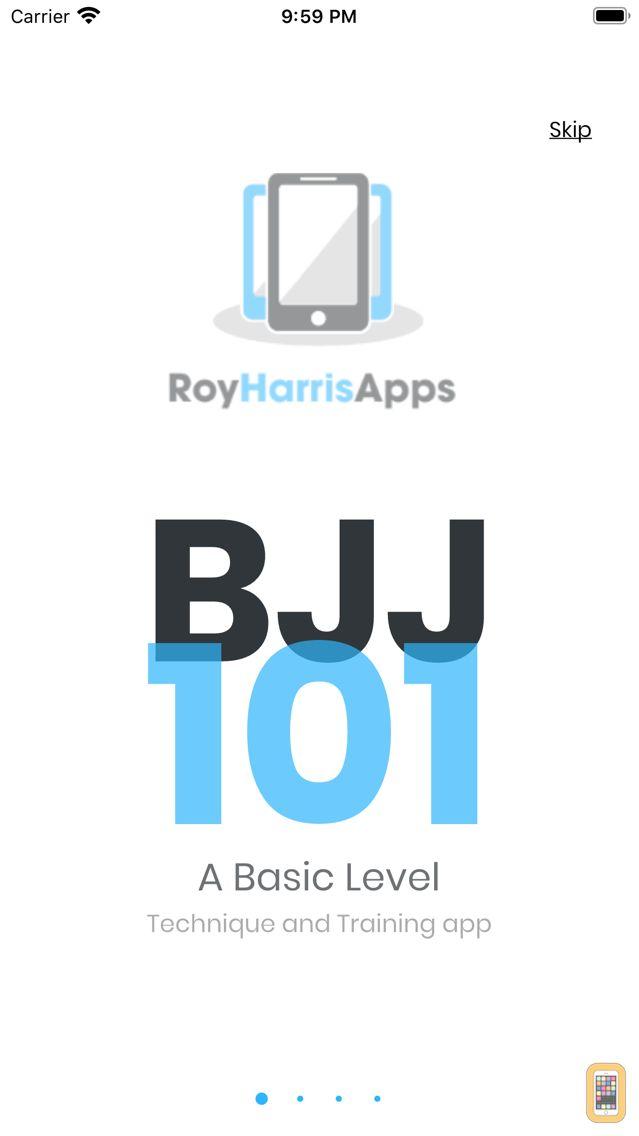 Screenshot - BJJ 101 Volume 1