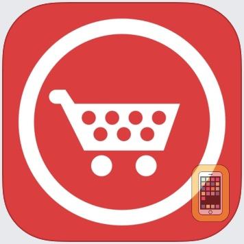 Easy Shopping List by Geoff Hackworth (iPhone)
