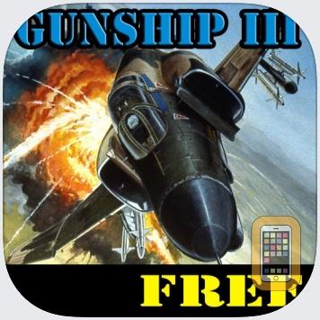 Gunship III FREE - Combat Flight Simulator by Phanovatives (Universal)