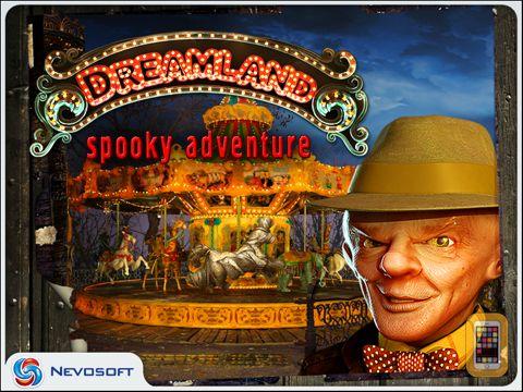 Screenshot - Dreamland HD lite: spooky adventure game