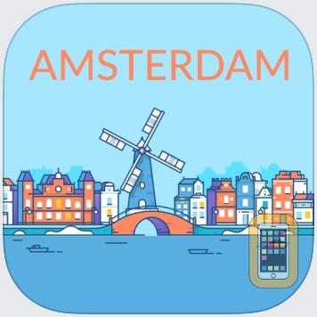 Amsterdam Travel Guide Offline by eTips LTD (Universal)