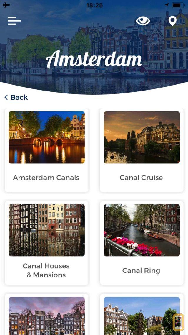 Screenshot - Amsterdam Travel Guide Offline