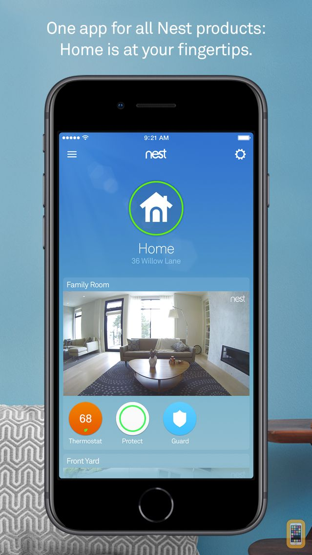 Screenshot - Nest