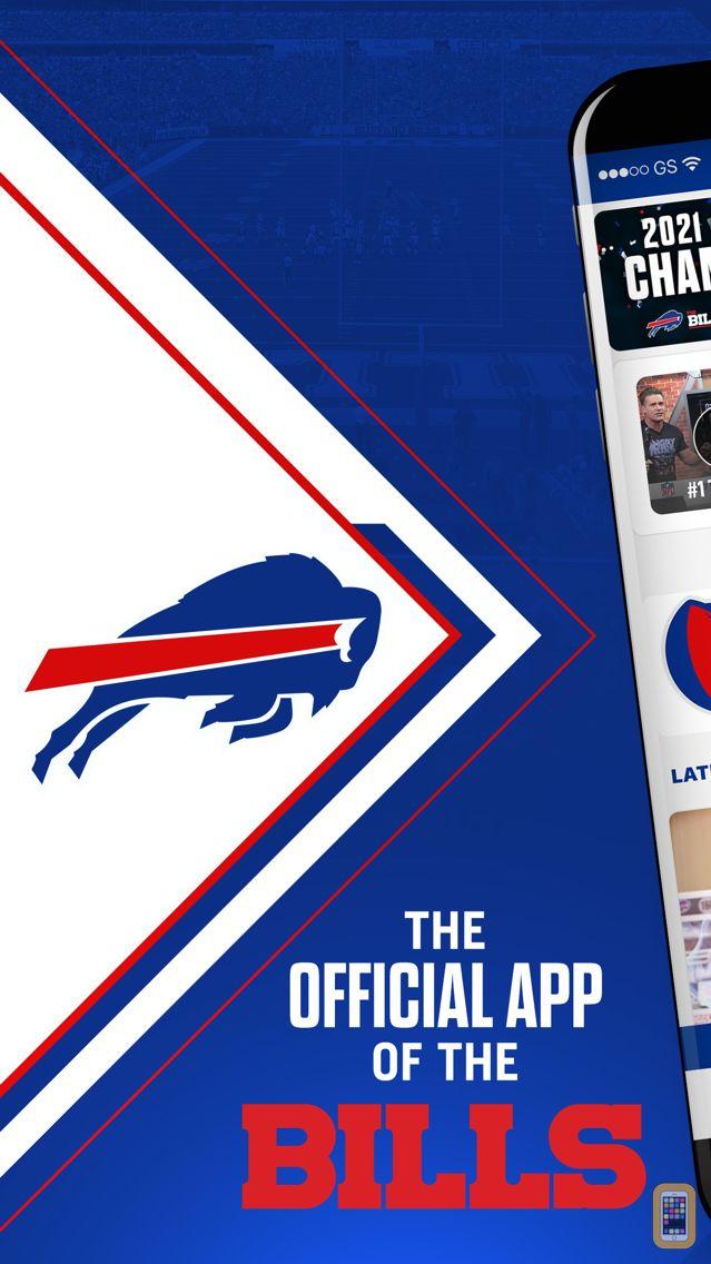 Screenshot - Buffalo Bills Mobile