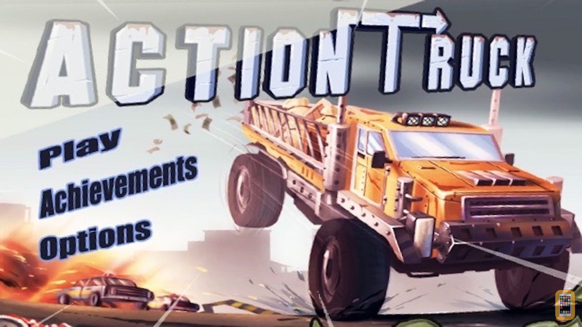 Screenshot - Action Truck