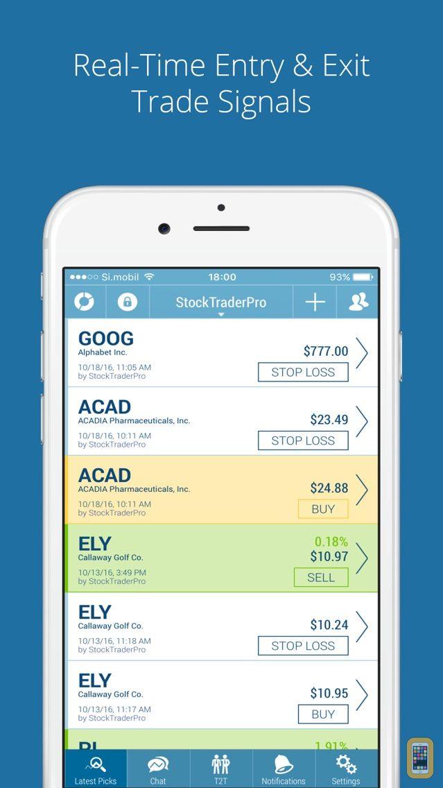 Screenshot - StockTraderPro: Trade & Invest