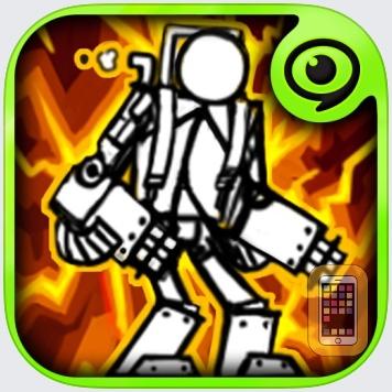 Cartoon Wars: Gunner+ by GAMEVIL Inc. (iPhone)