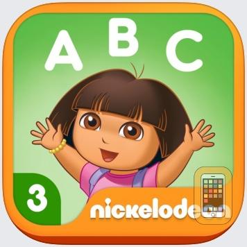 Dora ABCs Vol 3: Reading HD by Nickelodeon (iPad)