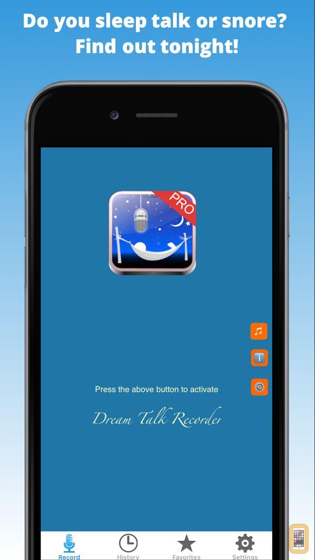 Screenshot - Dream Talk Recorder Pro