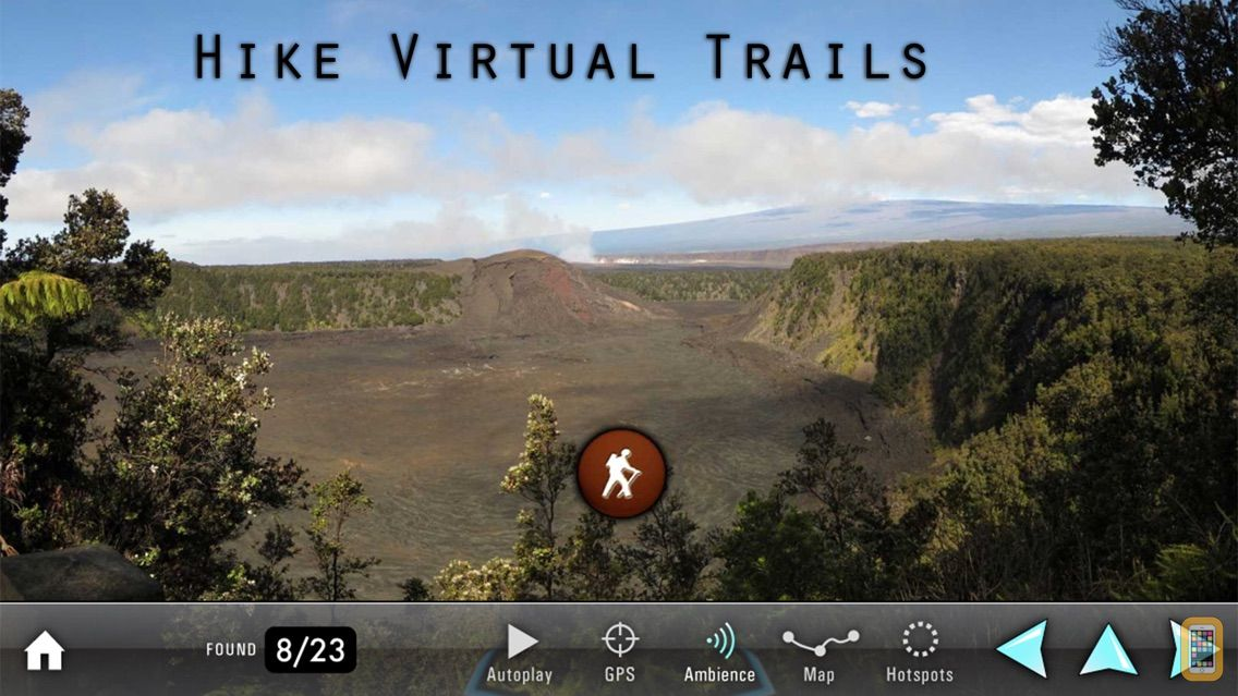 Screenshot - Explore Hawai'i Volcanoes