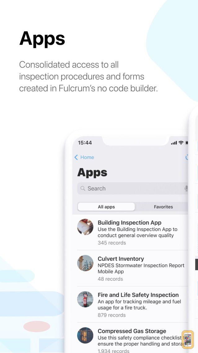 Screenshot - Fulcrum Mobile Data Collector