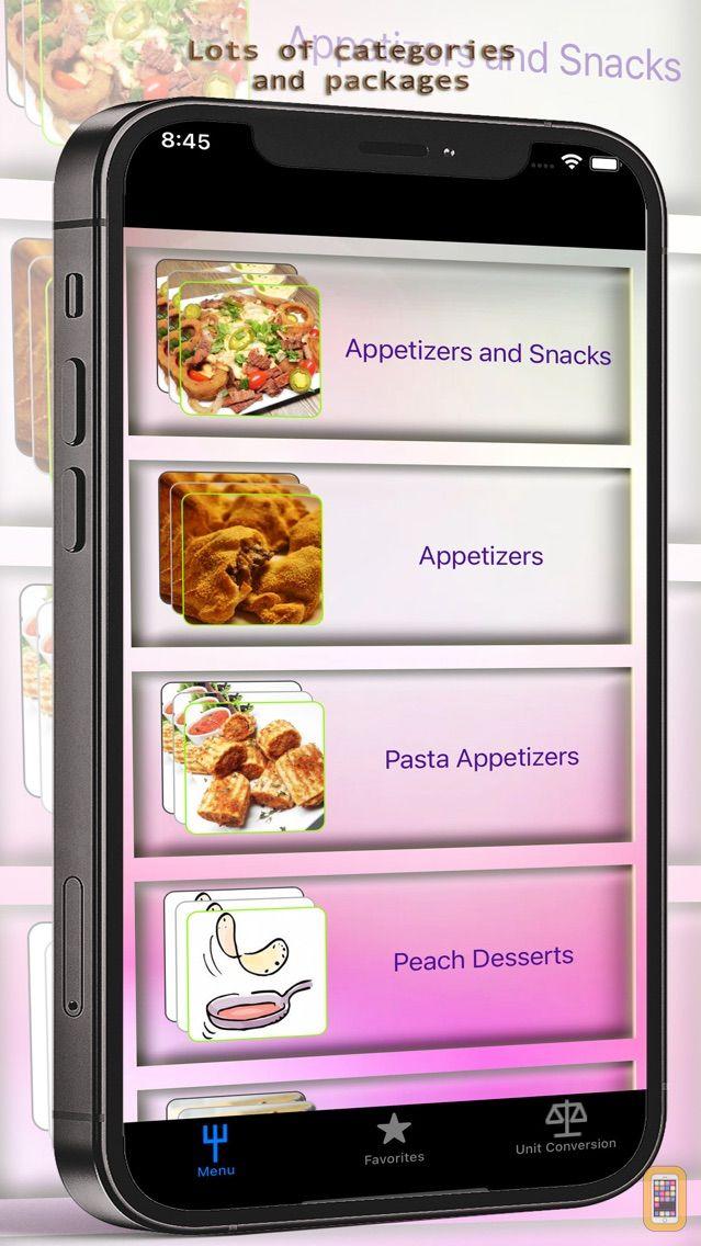 Screenshot - All Appetizer Recipes