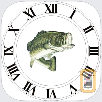 Best Fishing Times by K SOLUTION LLC (iPhone)