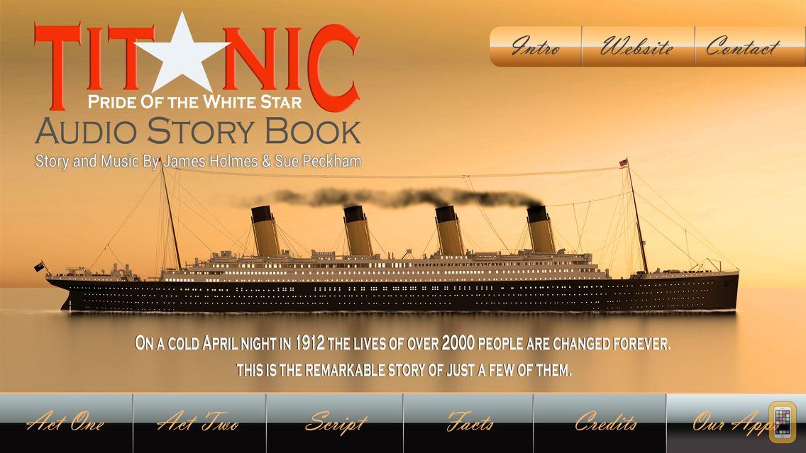 Screenshot - Titanic Audio Story