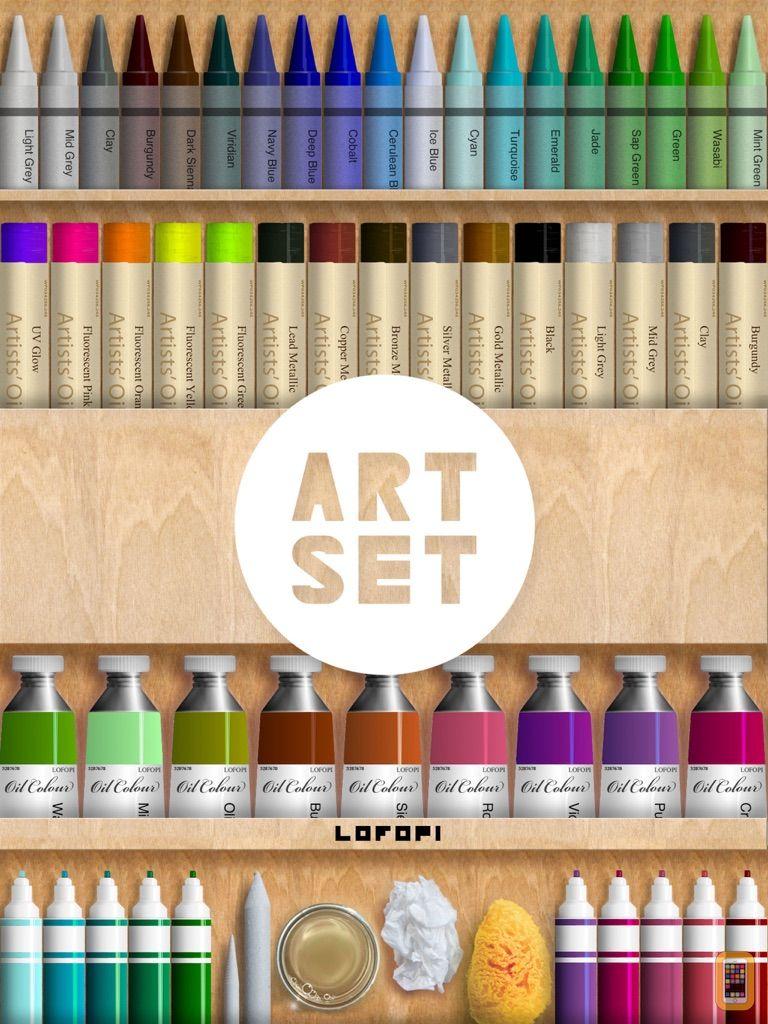 Screenshot - Art Set