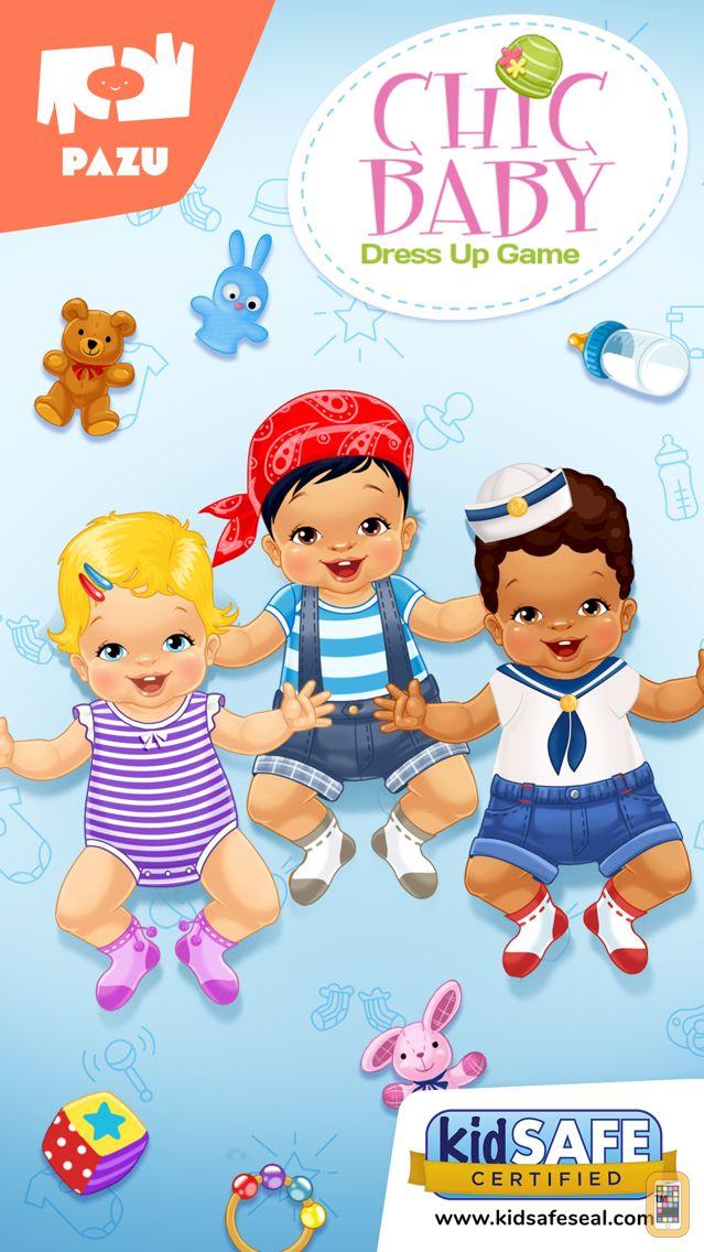 Screenshot - Chic Baby-Dress up & Baby Care