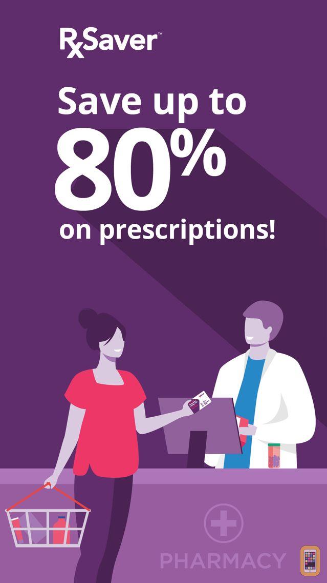 Screenshot - RxSaver Prescription Discounts