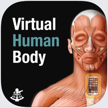 Virtual Human Body by QA International (Universal)
