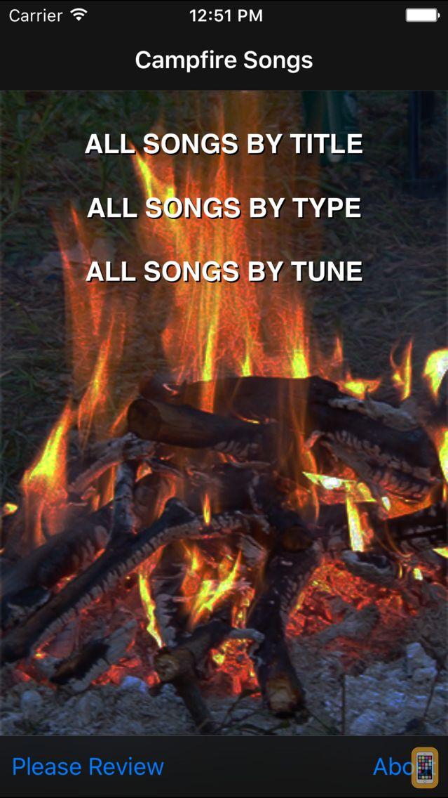 Screenshot - Campfire Songs