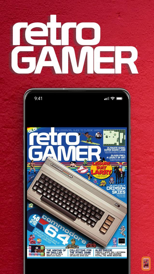 Screenshot - Retro Gamer Official Magazine