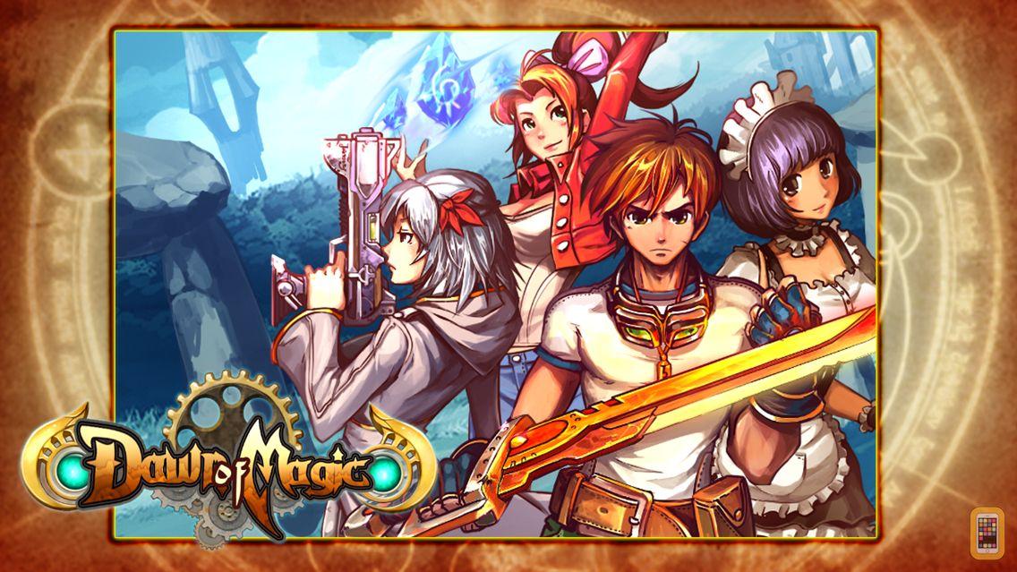 Screenshot - Dawn of Magic