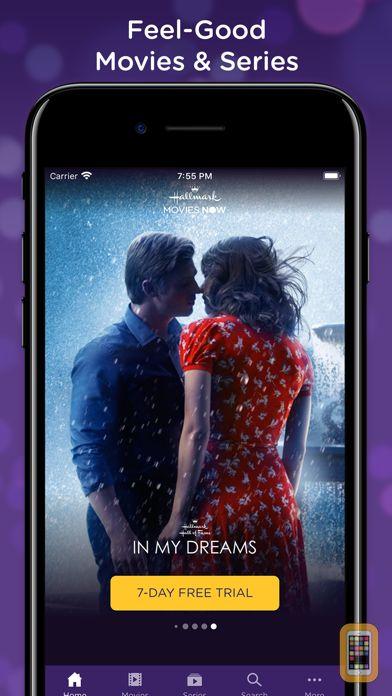 Screenshot - Hallmark Movies Now