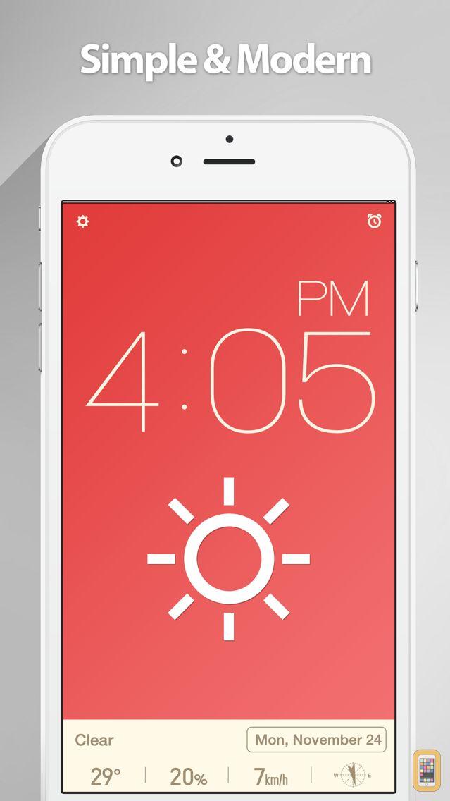 Screenshot - Red Clock.
