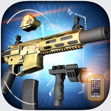 Gun Builder ELITE - Modern Weapons, Sniper & Assault Rifles by Lifebelt Games Pte. Ltd. (iPhone)