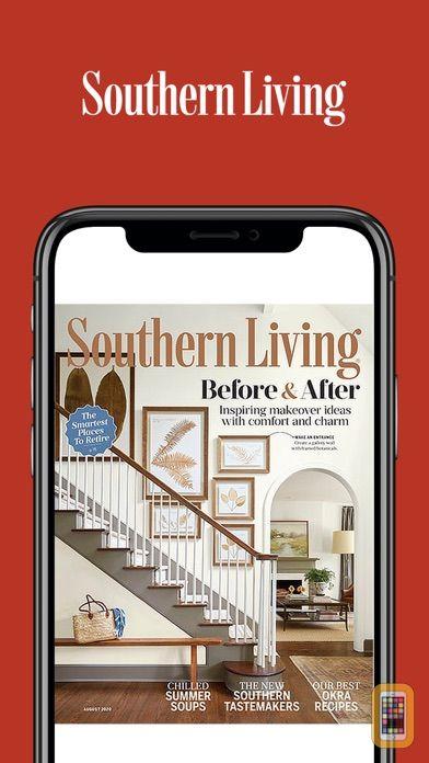 Screenshot - Southern Living Magazine
