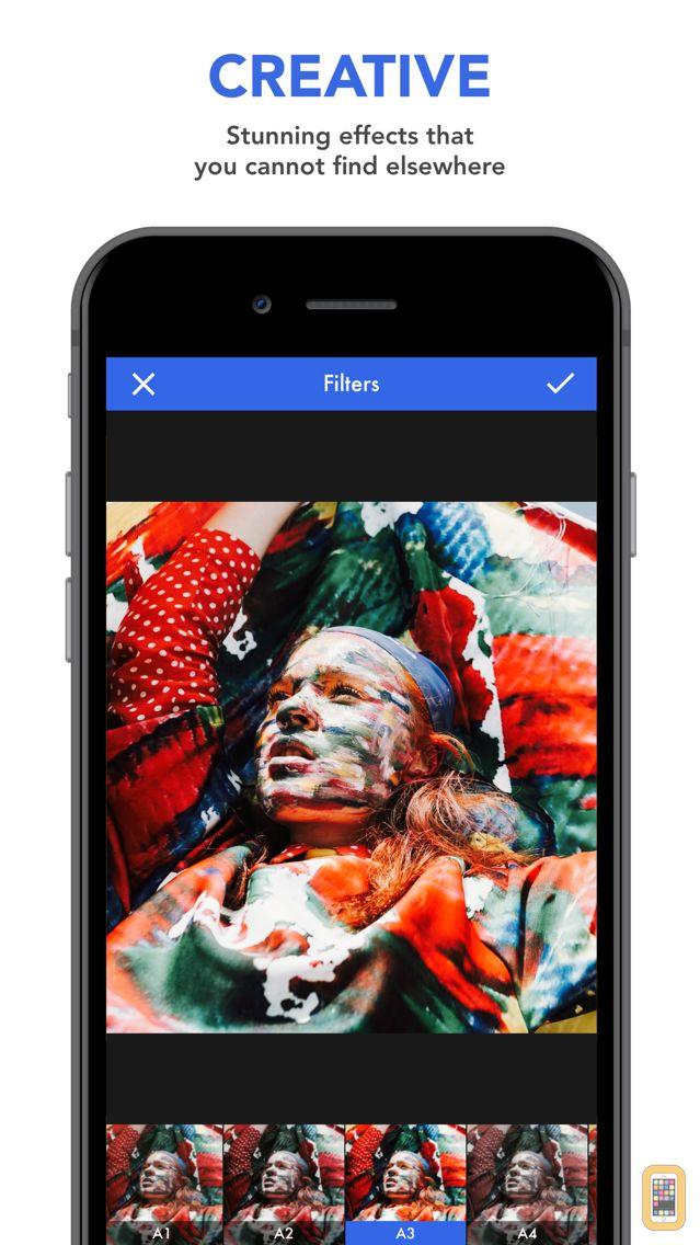 Screenshot - Thyra - Creative Photo Editor