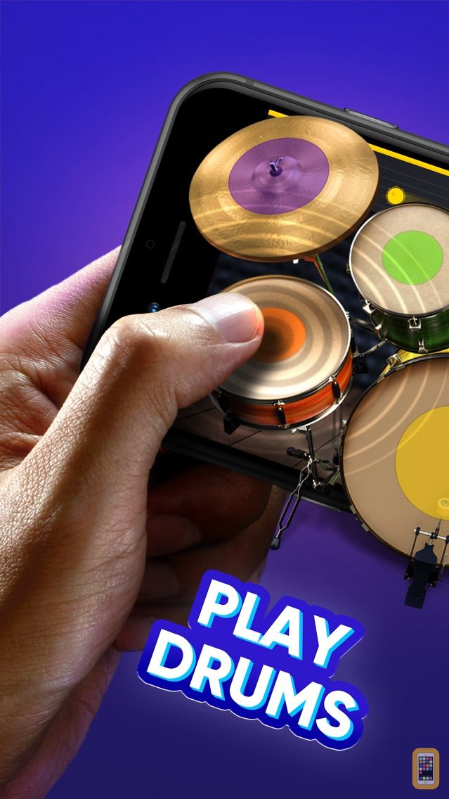 Screenshot - WeDrum: Drum Games, Real Drums