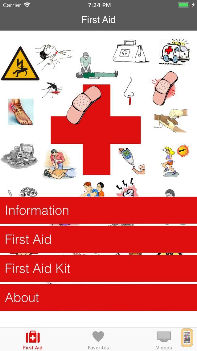 Screenshot - SOS First Aid